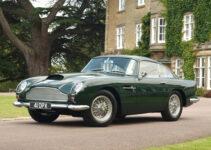 1959 Aston Martin DB4 GT Zagato