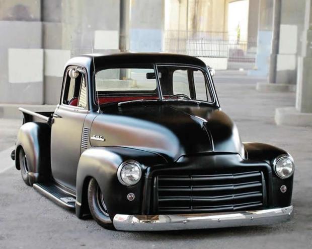 1953 GMC Pickup Truck