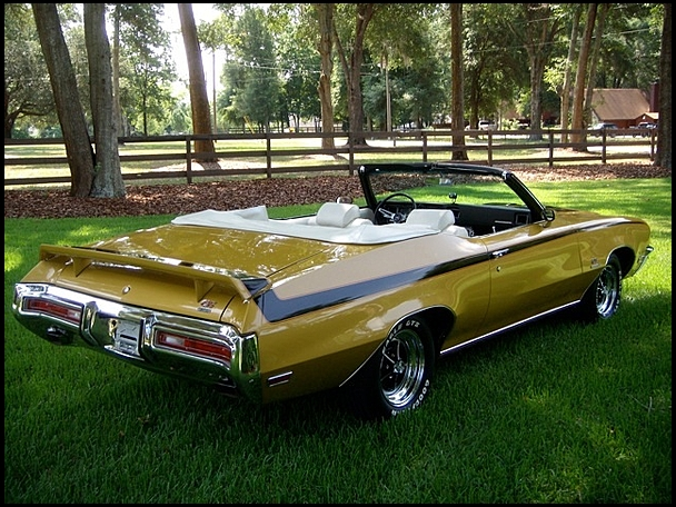 1971 Buick GS Convertible | Amazing Classic Cars