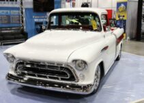 1957 Chevy Cameo Pickup Truck