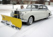 Rolls Royce Snow Plow