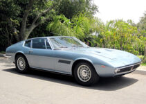 1969 Maserati Ghibli 47