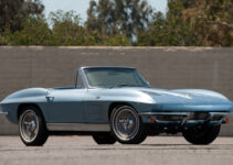 1963 Corvette Sting Ray Convertible