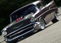 1957 Chevrolet Bel Air Custom