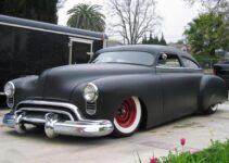 1949 Oldsmobile Custom Lead Sled