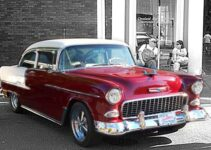 1955 Chevy Belair | Coupe
