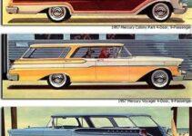 1957 Mercury Station Wagon