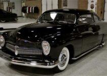 1951 Mercury Lead Sled Custom Coupe