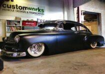 Chevy 51 fleetline