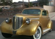 1938 Chrysler Royal Coupe