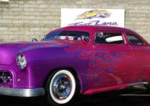 1949 Ford Tudor Coupe