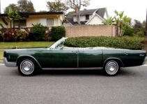 1966 Lincoln Continental Convertible Coupe