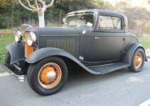 1932 Model B Ford | Old Car