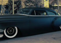 1954 Chevy Jesse James Rat Rod