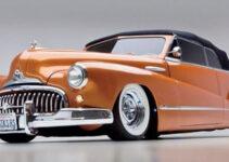 1947 Buick Super convertible