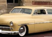 1949 Mercury   Custom Car