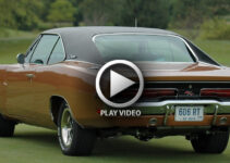 1970 Dodge Charger 500 Funny Banned Commercial – Video