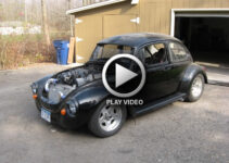 Best V8 Swap VW Beetle Ever!