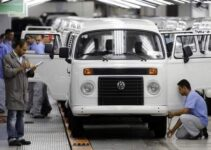 Last VW Bus in Production