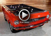 The Mustang Pool Table – Video