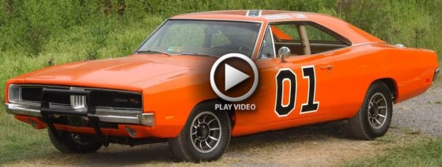 General Lee Vs The Bandit Transam Best Car Chase Ever