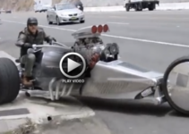 Craziest Trike You'll Ever See – Street Legal!‬