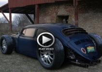 GSXR Powered VW Bug HotRod – Video