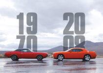 Dodge Challenger Old vs. New