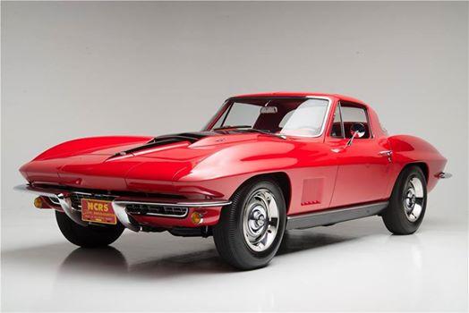 1967 Corvette L88 sports car