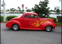 1940 Ford Coupe Street Rod | Vintage Car