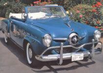 1950 Studebaker | Old Car