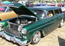 Chevy 1955 Nomad 2dr Wagon