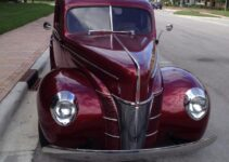 This 1940 Ford Coupe Street Rod | Old Car