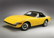 1972 Ferrari 365 GTB/4 Daytona Spyder | Sports Car