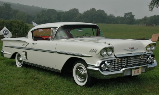 58 Chevy Impala | Old Car | Amazing Classic Cars