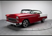 1955 Chevrolet BelAir Hardtop | Old Car