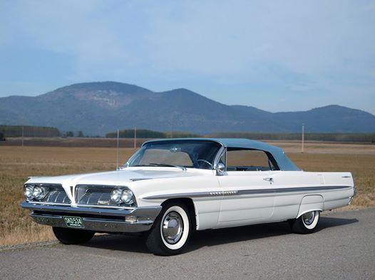 1961 Convertible old car