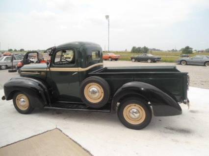 1946 Ford Classic Pickup Truck