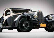 1938 Bugatti Type 57c Atalante | Old Car