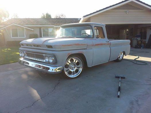 1960 Chevy Pickup Truck