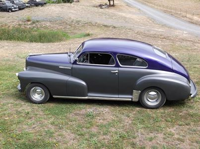 1948 Fleetline old car