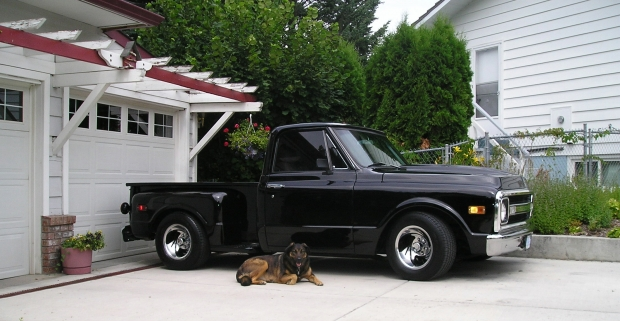1970 Chevy C10 Pickup Truck
