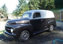 51 Ford Stock Flathead V8 | Vintage Truck