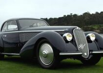 1937 Alfa Romeo 8C 2900B Corto Touring Berlinetta | Old Car