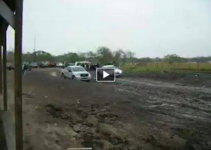 Ford vs Chevy Mud Race – Video