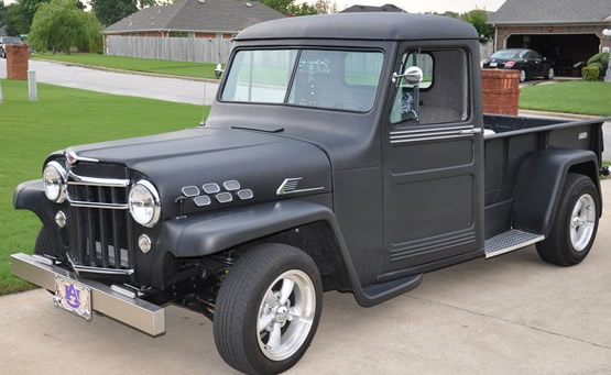 1952 Willys Jeep Pickup Truck