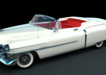 1953 Cadillac El Dorado Convertible | Old Car