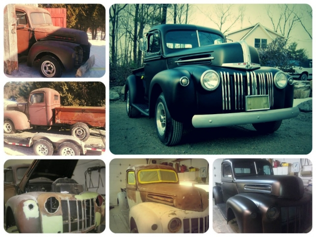 1946 Ford Pickup Truck | Old Ford Truck