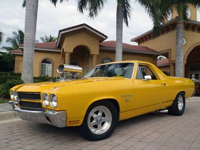1970 Chevrolet El Camino | Muscle Car