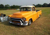 1956 GMC Fleet Side Box | Pickup Truck